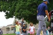 2010年 TOSHIN GOLF TOURNAMENT IN LakeWood 2日目 ギャラリー
