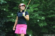 2010年 日医工女子オープンゴルフトーナメント 2日目 綾田紘子