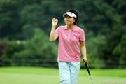 2010年 日医工女子オープンゴルフトーナメント 2日目 辛ヒョンジュ