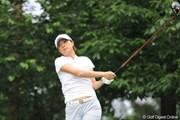 2010年 日医工女子オープンゴルフトーナメント 2日目 下村真由美