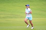 2010年 日医工女子オープンゴルフトーナメント 2日目 馬場ゆかり