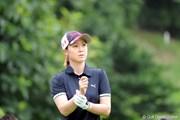 2010年 日医工女子オープンゴルフトーナメント 2日目 古閑美保