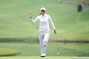 2010年 日医工女子オープンゴルフトーナメント 2日目 金ナリ