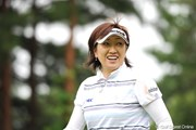 2010年 日医工女子オープンゴルフトーナメント 2日目 福嶋晃子