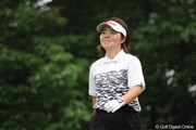2010年 日医工女子オープンゴルフトーナメント 2日目 不動裕理
