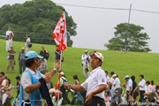 2010年 TOSHIN GOLF TOURNAMENT IN LakeWood 3日目 池田勇太
