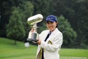 2010年 日医工女子オープンゴルフトーナメント 最終日 辛ヒョンジュ