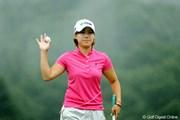 2010年 日医工女子オープンゴルフトーナメント 最終日 綾田紘子
