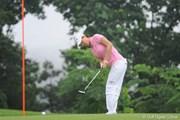 2010年 日医工女子オープンゴルフトーナメント 最終日 下村真由美
