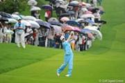 2010年 日医工女子オープンゴルフトーナメント 最終日 古閑美保