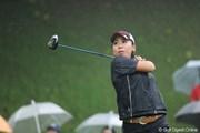 2010年 日医工女子オープンゴルフトーナメント 最終日 吉田弓美子