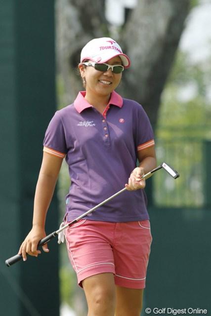 全米女子プロに引き続き、今週のメジャーでの活躍が期待される宮里美香