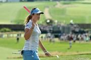 2010年 全米女子オープン 3日目 ポーラ・クリーマー
