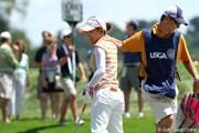 2010年 全米女子オープン 3日目 有村智恵