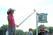2010年 全米女子オープン 3日目 宮里美香