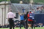 2010年 バークレイズ スコットランドオープン 最終日 エドアルド・モリナリ