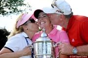 2010年 全米女子オープン 最終日 ポーラ・クリーマー