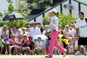 2010年 全米女子オープン 最終日 有村智恵