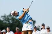2010年 全米女子オープン 最終日 アレクシス・トンプソン