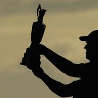 昨年はS.シンクが栄冠を手に。今年クラレットジャグを手にするのは・・・ (Richard Heathcote /Getty Images) 2010年 全英オープン 事前 スチュワート・シンク