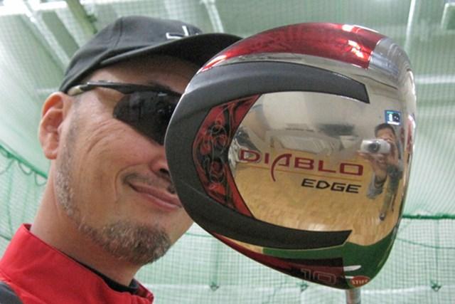 マーク金井が「キャロウェイ DIABLO EDGE ドライバー Red」を徹底検証