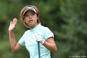 2010年 スタンレーレディスゴルフトーナメント 初日 一ノ瀬優希