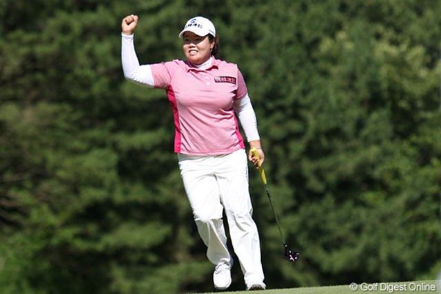 日本ツアーで100人目の韓国人優勝者として名前を刻んだアン・ソンジュ