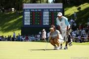 2010年 スタンレーレディスゴルフトーナメント最終日 福嶋晃子