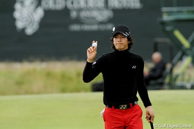 2010年 全英オープン最終日 石川遼 セントアンドリュースで大いなる自信を掴んだ石川遼
