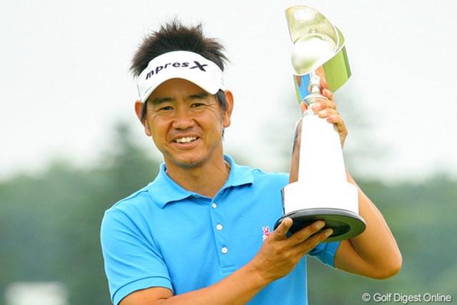 昨年は鮮やかな逆転優勝を飾った藤田寛之が大会連覇に挑む!