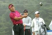 2010年 長嶋茂雄 INVITATIONAL セガサミーカップゴルフトーナメント 初日 高山忠洋