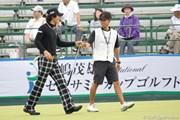 2010年長嶋茂雄 INVITATIONAL セガサミーカップゴルフトーナメント 2日目 石川遼