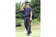 2010年長嶋茂雄 INVITATIONAL セガサミーカップゴルフトーナメント 2日目 梶川剛奨