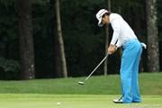 2010年長嶋茂雄 INVITATIONAL セガサミーカップゴルフトーナメント 3日目 石川遼