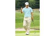 2010年長嶋茂雄 INVITATIONAL セガサミーカップゴルフトーナメント 3日目 チョ・ミンギュ