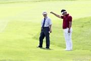 2010年長嶋茂雄 INVITATIONAL セガサミーカップゴルフトーナメント 最終日 薗田峻輔