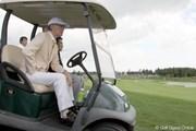 2010年 長嶋茂雄 INVITATIONAL セガサミーカップゴルフトーナメント 最終日 長嶋茂雄氏