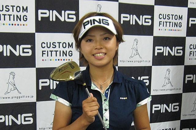 飛距離を求めるゴルファーへ!PINGが「K15」シリーズを発表 NO.1 「K15」シリーズの発表にPING契約プロの一ノ瀬優希が駆けつけた