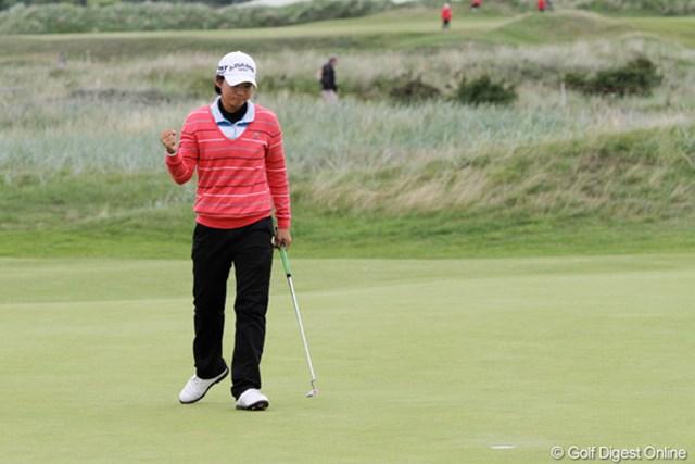 2010年 全英リコー女子オープン事前情報 ヤニ・ツェン 2位に4打差で残り2日。今季メジャー2勝目を目指すヤニ・ツェン