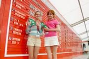 2010年 全英リコー女子オープン3日目 高校生