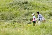2010年 全英リコー女子オープン3日目 上田桃子