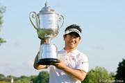 2010年 全米プロゴルフ選手権 事前情報 Y.E.ヤン