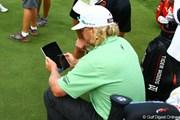 2010年 全米プロゴルフ選手権初日 チャーリー・ホフマン