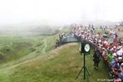 2010年 全米プロゴルフ選手権初日 10番ティグラウンド