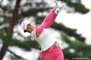2010年 NEC軽井沢72ゴルフトーナメント初日 佐伯三貴