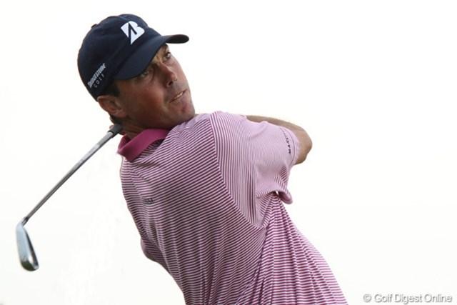 マット・クーチャー/全米プロゴルフ選手権2日目 通算8アンダーのマット・クーチャーが暫定首位に立っている。