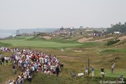 2010年 全米プロゴルフ選手権2日目 タイガー・ウッズ