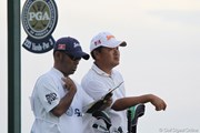 2010年 全米プロゴルフ選手権2日目 小田孔明