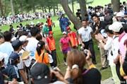 2010年 NEC軽井沢72ゴルフトーナメント2日目 宮里藍