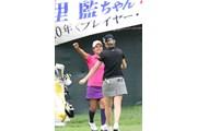2010年 NEC軽井沢72ゴルフトーナメント2日目 宮里藍&ニッキー・キャンベル